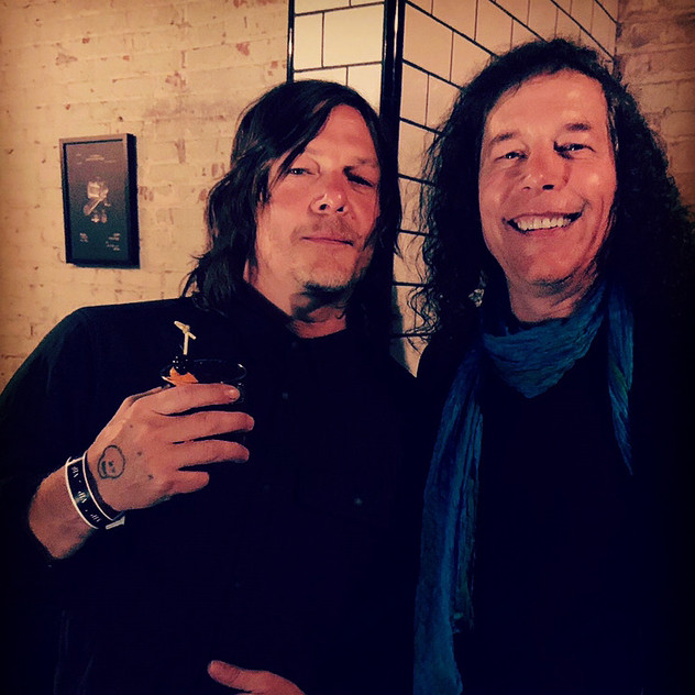 Norman Reedus & Tommy