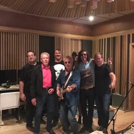 Recording I BELIEVE IN LOVE album