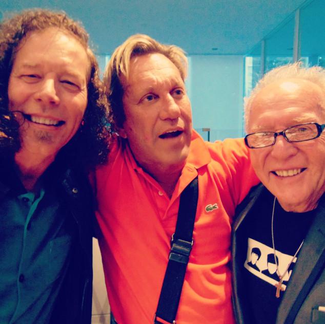 Tommy, Wek & Sonny Del Rio