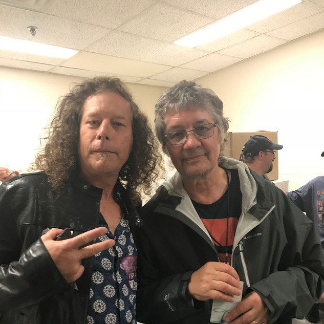 Don Airey (Deep Purple) & Tommy