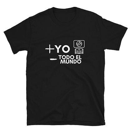 Camiseta Se Tú Negra