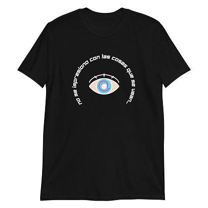 Camiseta Ojo Negra