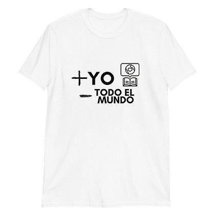 Camiseta Se Tú Blanca