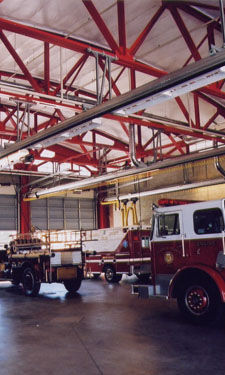 Fire Station Projects