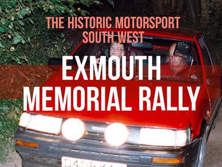 Exmouth Memorial Rally 2020