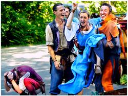 Troubadours en Tournée