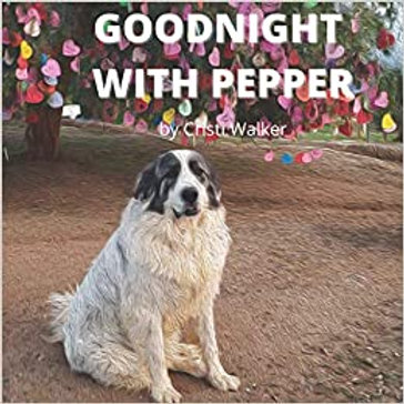 Goodnight With Pepper Book