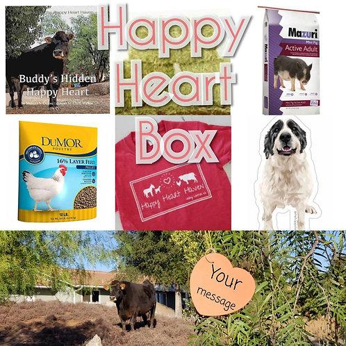 The Happy Heart Box