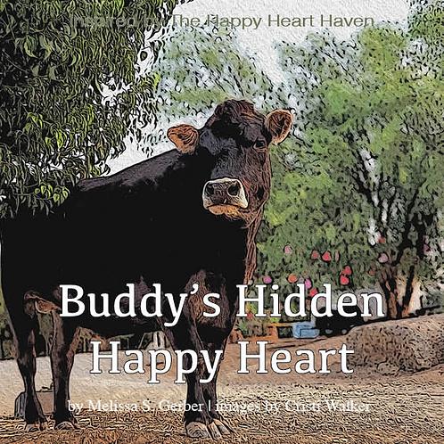 Buddy's Hidden, Happy Heart Book