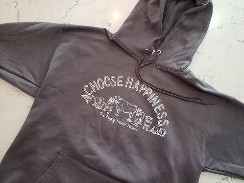 Choose Happiness Sweatshirt