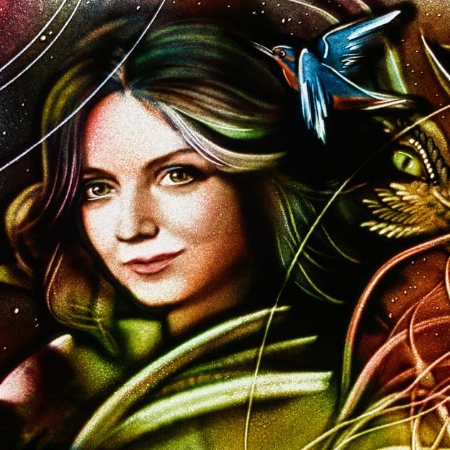портрет Хелависы