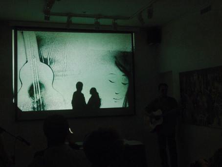 """21 июля в галерее """"Открытый клуб"""" состоялся концерт Арсения Крайнюкова"""