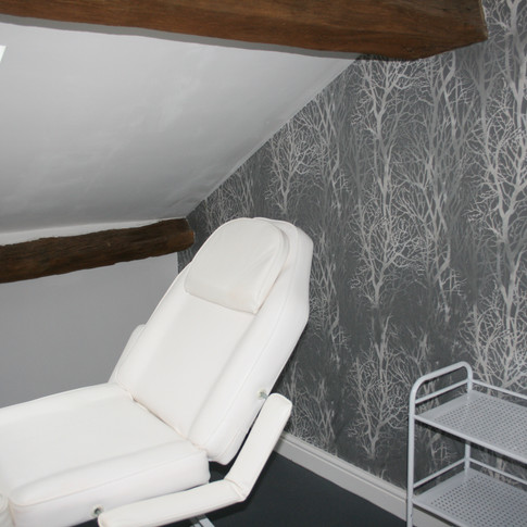 Treatment rooms at face Aesthetics Huddersfield