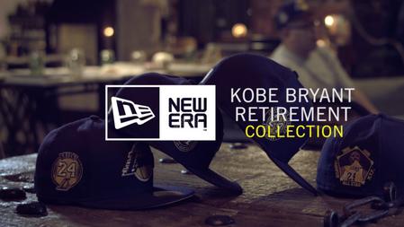 New Era | Kobe Bryant Retirement Collection story-2 15sec