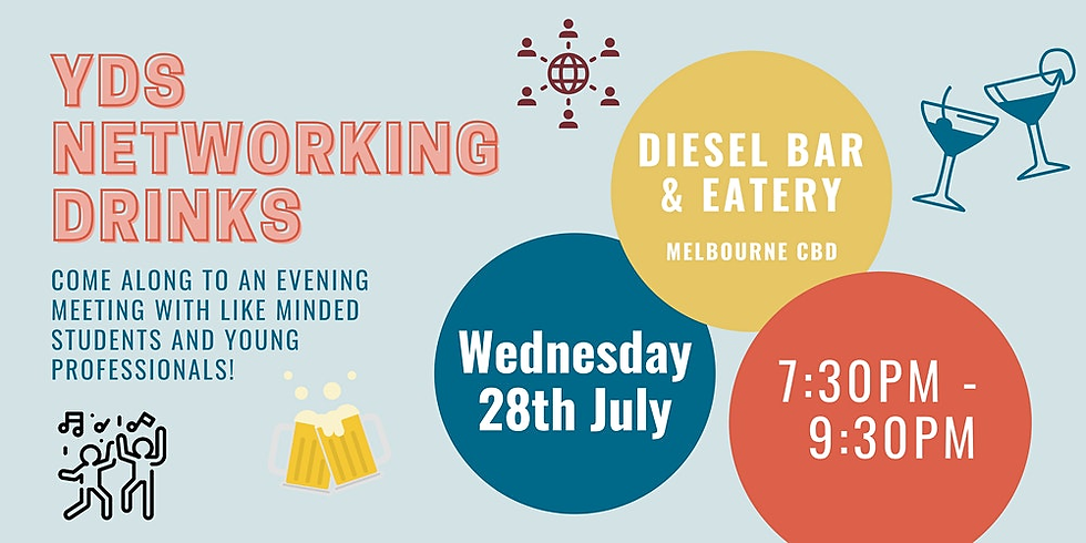 YDS Networking Drinks