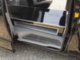 エスティマ霊柩車収納スペース