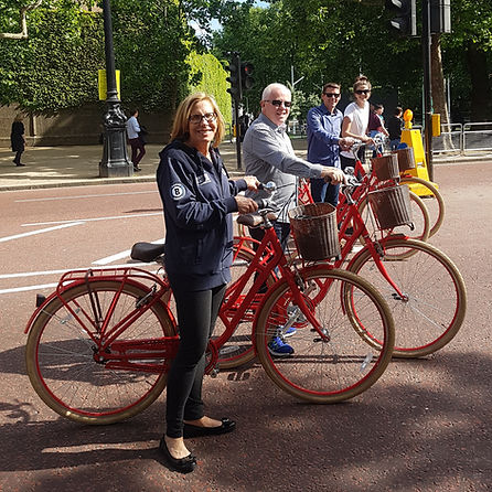 private bike tour london red bike tour h