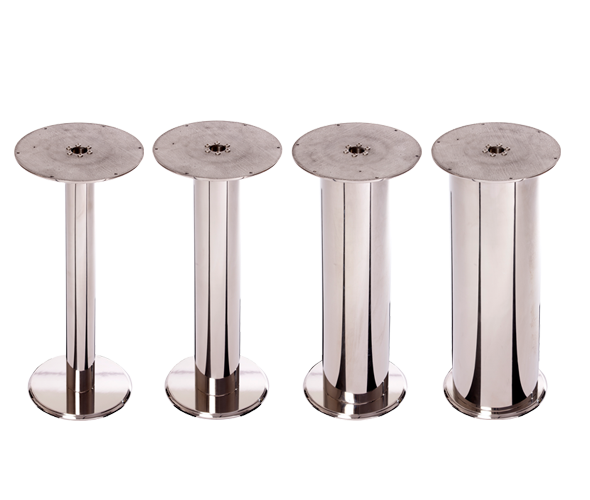 Total Pedestal Systems - Fixed Height SS Pedestals