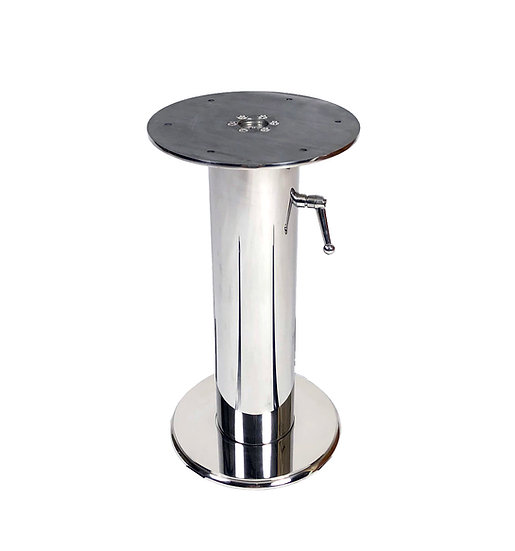 "4.5"" Hi-Low 316 Stainless Steel Pedestals"