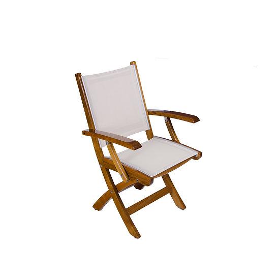St. Tropez Folding Armchair