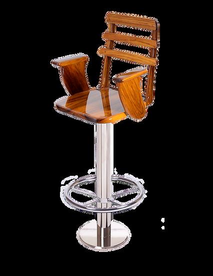 Helm Style Bar Stool