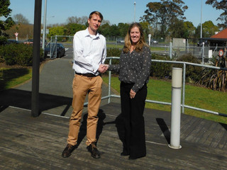 Waikato RiverCare and Watercare sign new sponsorship agreement