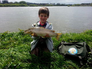Lower Waikato River Trout Competition Wraps Up with Success