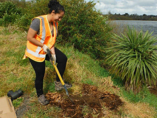 A busy spring for WaikatoRiverCare