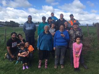 Kirkwood Whānau Out Planting Again
