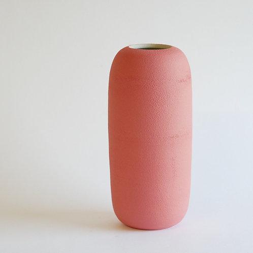 Vase gélule corail - moyen modèle