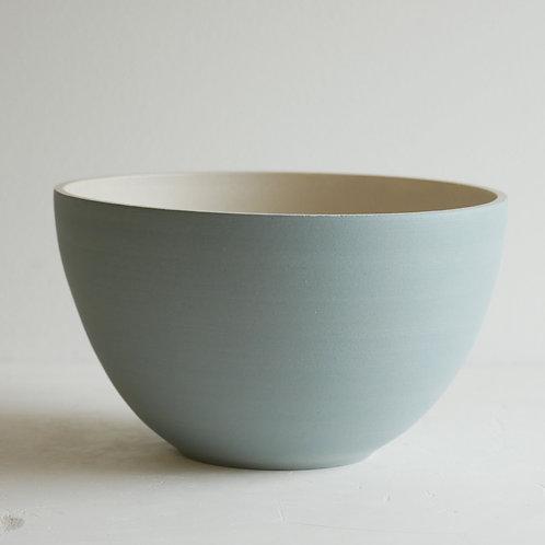 Saladier bleu clair - moyen modèle