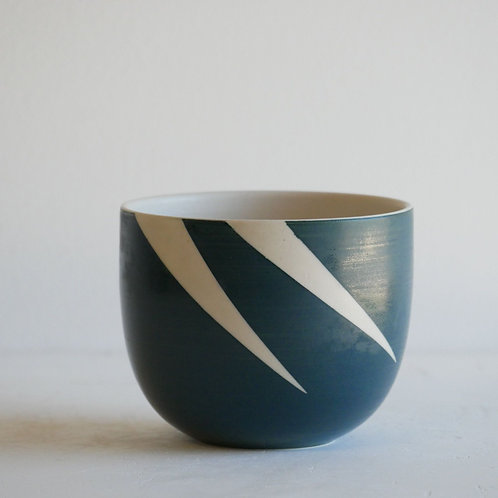Bol bleu foncé - 330 ml