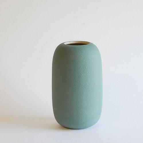 Vase gélule vert clair - petit modèle