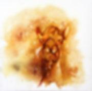 Ursula Musch - Kamel Uschi Dubai, Wüstenmalerei, Kunst in der Wüste, Wüstenkunst, Acrylmalerei