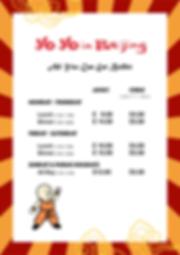 Yo Yo Price List Complete.png
