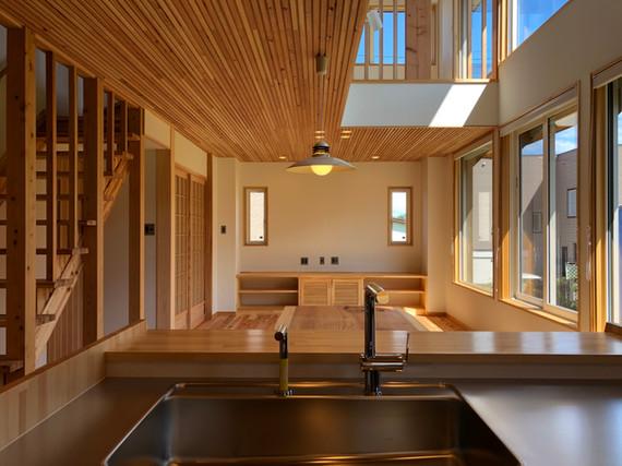 キッチンからの眺め.jpg