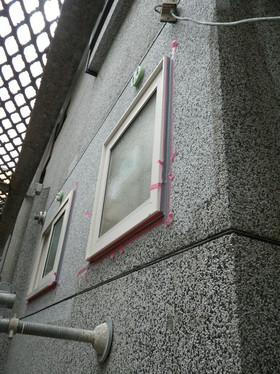 窓周り補修