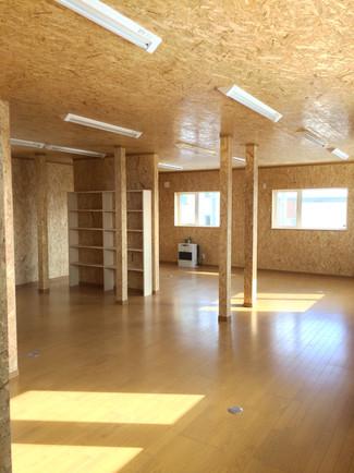 2階事務スペース
