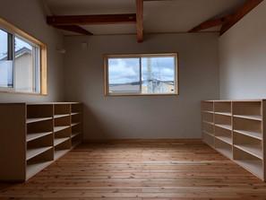 2階趣味室