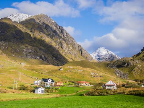 Lofoten Countryside