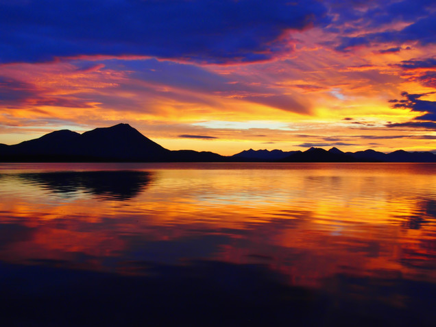 Aleknagik Sunset