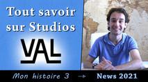 Mon histoire 3 - Mon avenir avec StudiosVAL