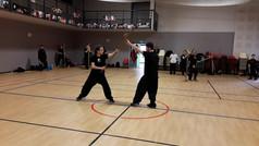 Kung Fu - Stage Batons