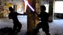 Fight In Light - Sabre laser 3