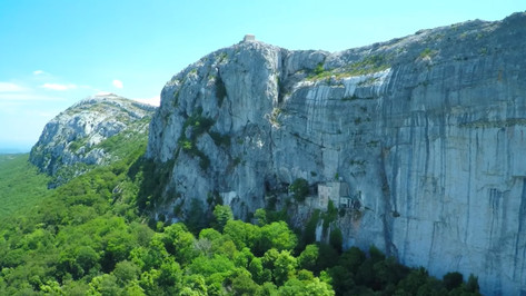 Sainte-Baume - Parc naturel régional