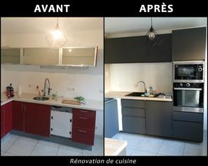 3 Renovation cuisine