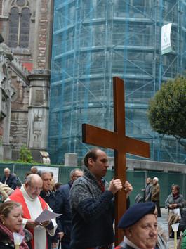 Via Crucis cuaresmal