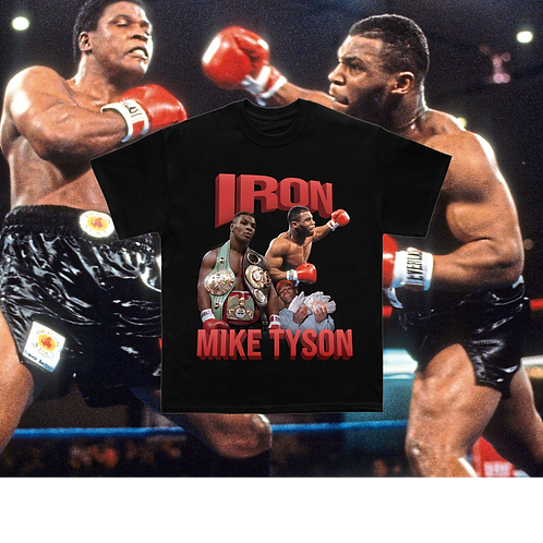 Mike Tyson Merch