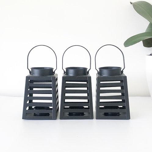 Black Lanterns - Set of 3
