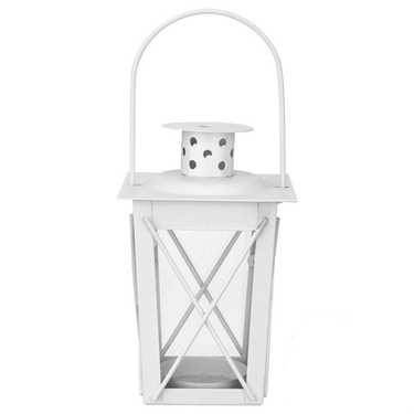 Lovely Add Our Metal Matuka Lantern In White With A Handle To Your Home Or Outdoor  Area. This Simple Piece Is Functional And On Trend! Pictures